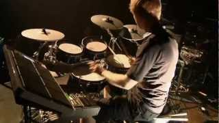 #16 Laurie Caudwell from United Kingdom; V-Drums World Championship 2012