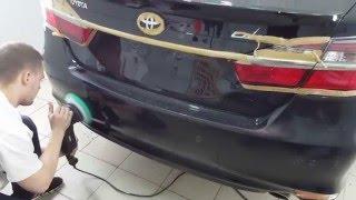 Детейлинг кузова Toyota Camry - восстановительная полировка(Детейлинг кузова Toyota Camry - восстановительная полировка. Антиголограммная полировка кузова и нанесение..., 2016-01-23T16:09:48.000Z)