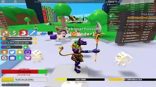 Roblox - Destruction Créative