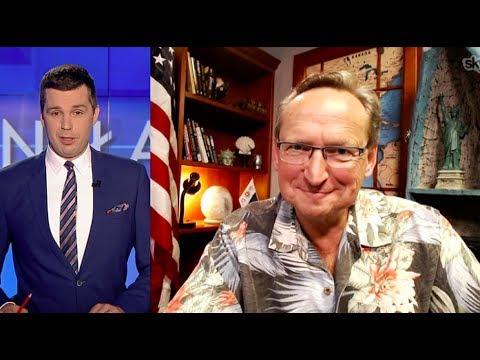 Cejrowski w TVP o wizycie Trumpa w Brukseli i Watykanie