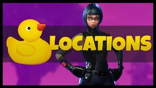 Fortnite: All 10 Rubber Ducks Locations
