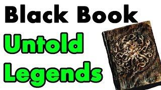 Skyrim: Black Book Untold Legends (Puzzle Walkthrough)