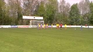 Kvs Branst - Sk Reet finale Vaclabeker !