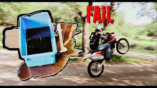 Oil Change Makes Me Wheelie Video