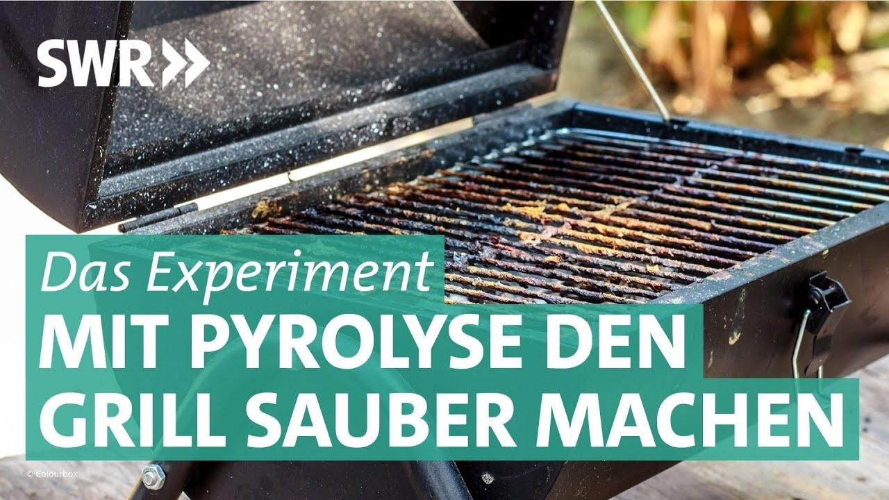 Download Pyrolyse - So wird der Grill schnell wieder sauber   Marktcheck SWR