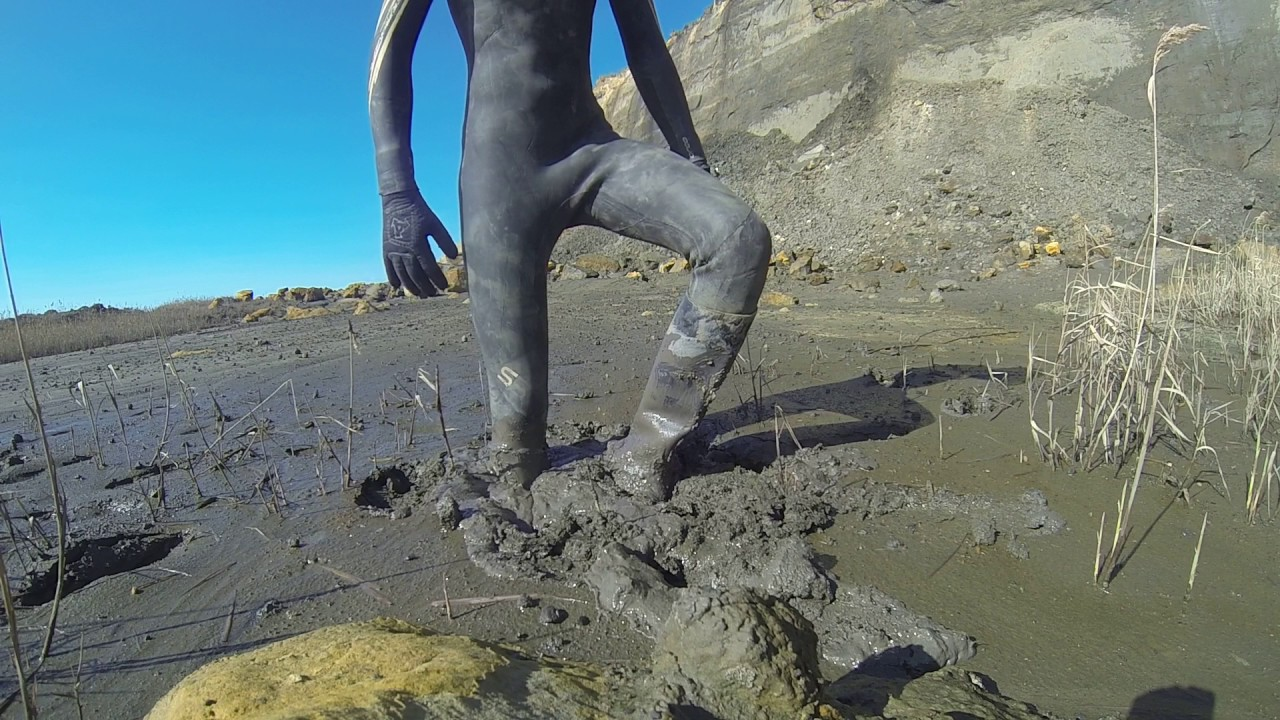 Rubber Boots And Mud Youtube