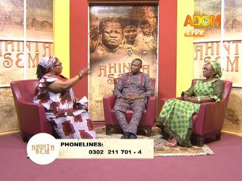 Ahintasem Chat Room On Adom TV (22-1-20)