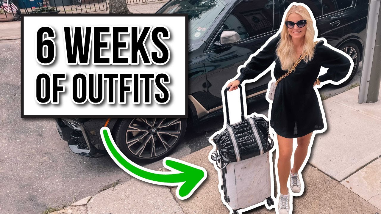 My Favorite 10 Travel Outfits From My 6 Week Cross Country Road Trip!
