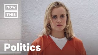 'Orange Is the New Black' Cast Says Goodbye to Mass Incarceration | Opinions | NowThis