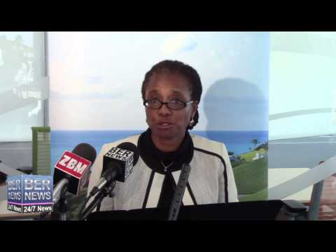 Pat Phillip-Fairn On BTA Golf Tourism Strategy, February 25 2015