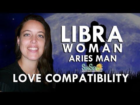 Attract aries man libra woman