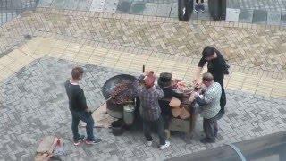 """""""Полевая кухня"""". Китайская уличная еда в Гонконге"""