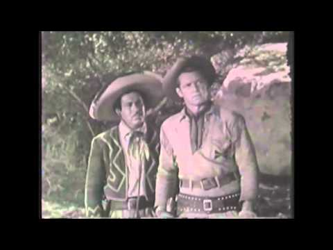The Adventures of Kit Carson THE TRAP Western TV  episode full length