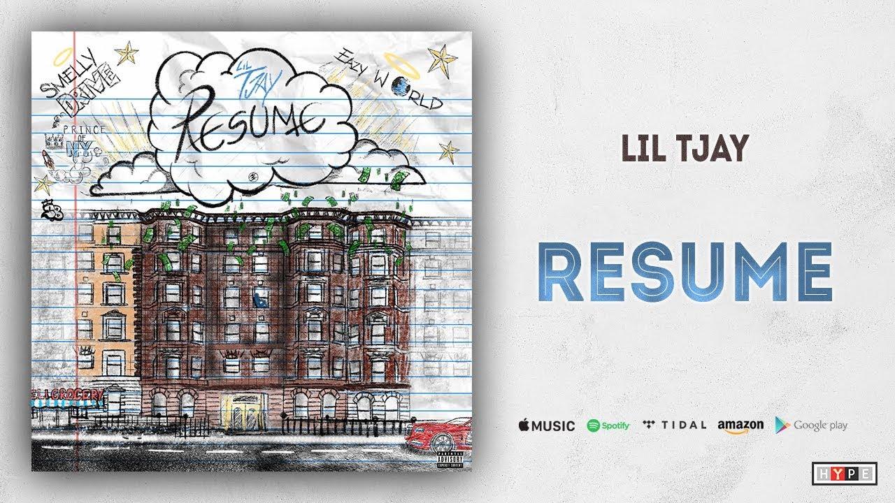 Lil Tjay - Resume