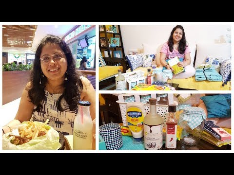 Shopping For Household Necessities | A Shopping Tour And Haul | Maitreyee's Passion
