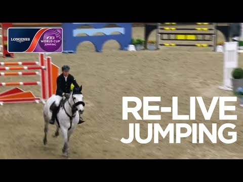 RE-LIVE | CSI-W2* Jumping Budapest | Longines FEI World Cup™ Jumping
