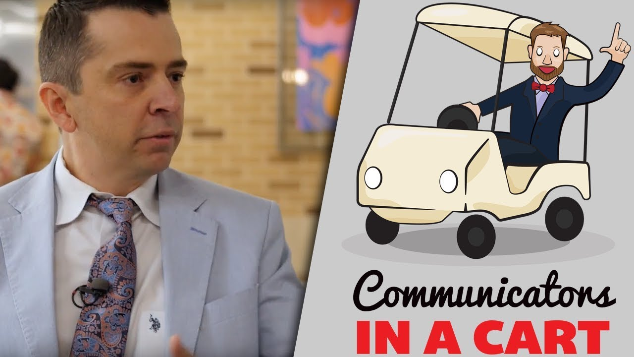 Alexander Onischuk | Communicators In a Cart