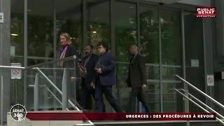 Urgences / sncf / terrorisme - Sénat 360 (14/05/2018)