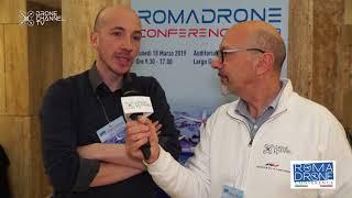 Roma Drone Conference 2019 - Andrea VILARDI, EURAC Research