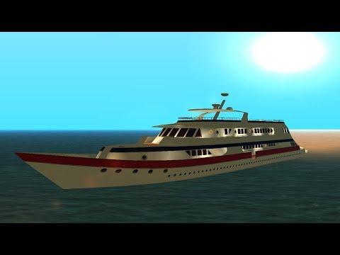 Yacht in SA-MP
