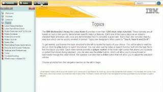IBM® Multimedia Library for Lotus Notes®