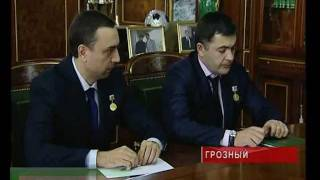 Депутаты Рамзан Кадыров