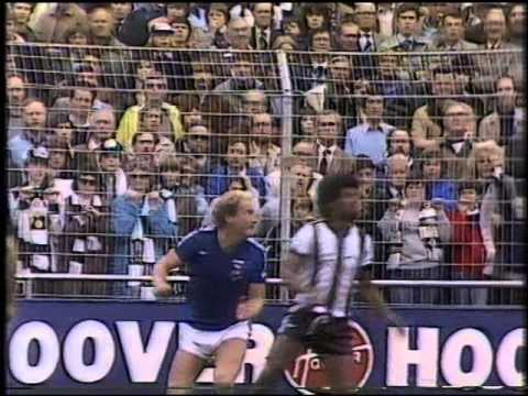 Notts County 1 Ipswich 4 - 1981