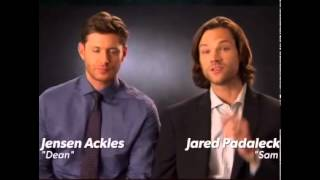 Supernatural-The boys are on the road to Comic-Con 2014!