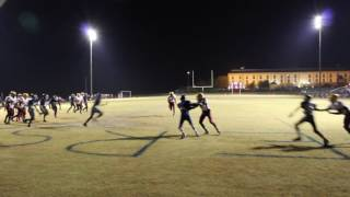 MIDDLE SCHOOL: Riverside Knights Vs Chowan Bulldogs (Highlights)