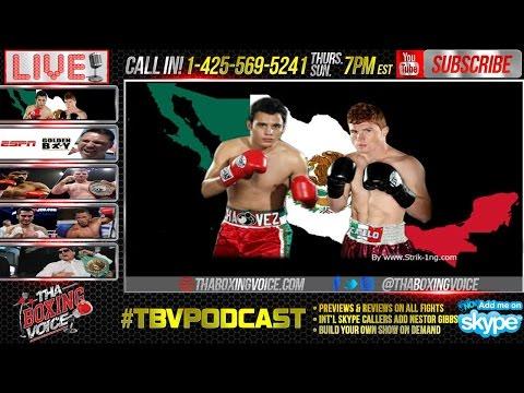 Canelo Alvarez vs. Julio Cesar Chavez Jr. at AT&T Stadium in Dallas, Texas?