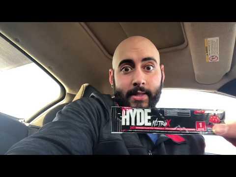 MR Hyde Nitro x