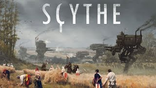 Let's Play: Scythe Digital Edition - Polonia/Industrial - Part 2 [Sponsored]