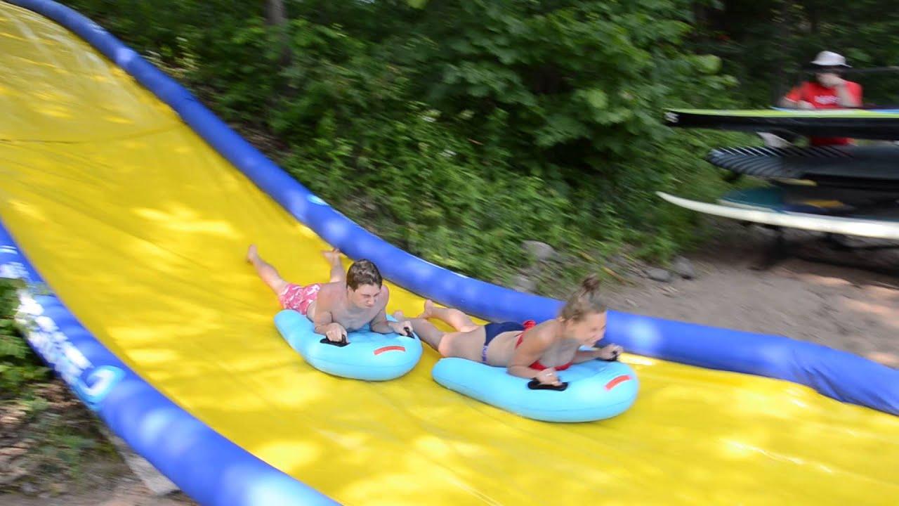 RAVE Sports - Extreme 20' Turbo Chute Slip n' Slide Water ...