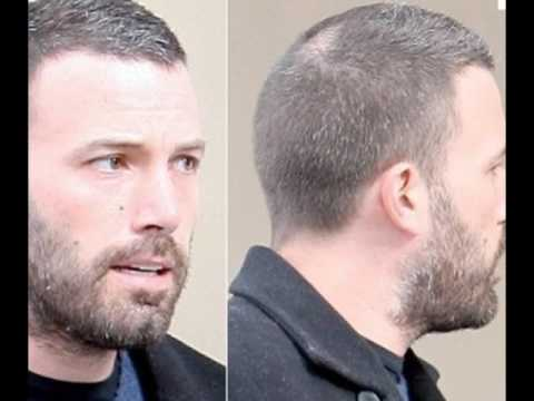 Ben Affleck In New Film Hair Bald YouTube