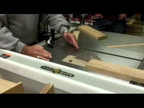 forrest blades. forrest saw blades presented by woodcraft