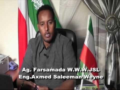 SOMALILAND NEW RADIO STATION