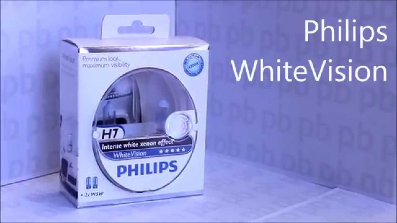 Philips WhiteVision Unboxing - YouTube