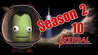 [10] Easy Science and Comm Sat - Kerbal Space Program Career 1.5
