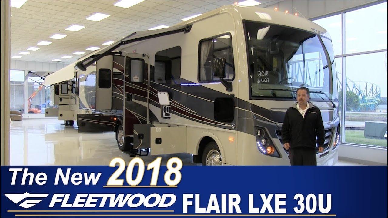 New RV: 2018 Fleetwood Flair LXE 30U - Shakopee, Mpls, St Paul, St Cloud,  Mankato, Ramsey, MN