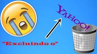COMO ''EXCLUIR'' O YAHOO DO GOOGLE