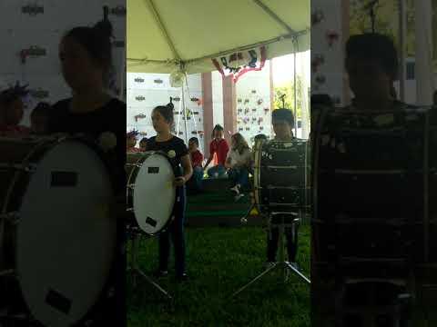 Hollywood Hills Elementary School Drumline 2019