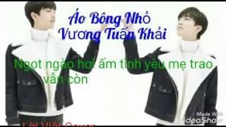 [Lời Việt Cover] Áo Bông Nhỏ By Oanh Sin