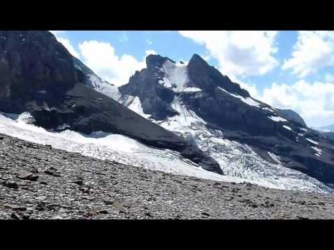 Blümlisalphütte (2834m, Berner Alpen) - Kanton Bern, Schweiz