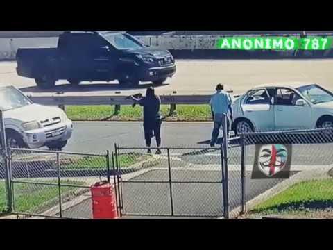 Tiroteo Expreso Martinez Nadal Video Completo