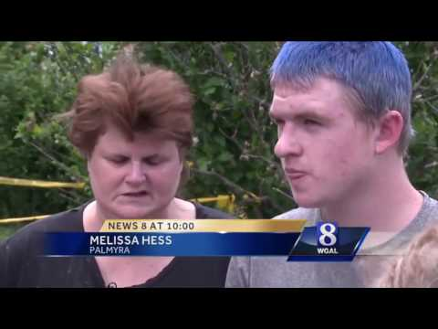 Neighbors react to Lebanon teen being charged with killing own mother