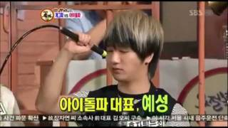 Really stupid and funny moments with Yesung♥