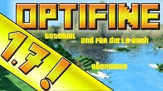 Minecraft OPTIFINE 1.9 1.8.0/1.7.10 Installation Mehr FPS mod | German Deutsch | Windows 7 / 8 / 10