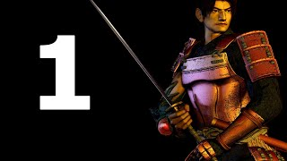 Onimusha Warlords Walkthrough Part 1 - No Commentary Playthrough (PS2)