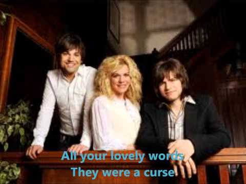 Forever Mine Nevermind (Lyrics & Pictures) - The Band Perry