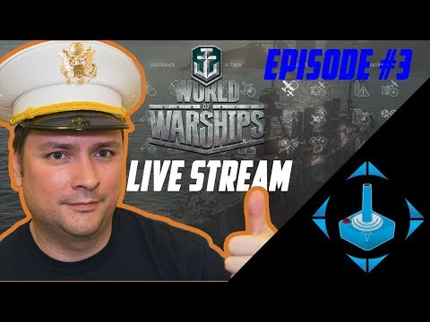 World of Warships picking the correct captain's skills for your vessel type - Episode #3